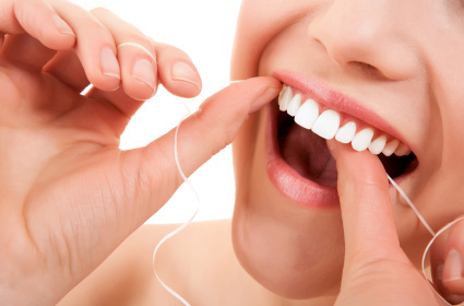 Flossing Fluoride Treatments